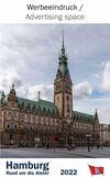 Hamburg Rund um die Alster Bildkalender