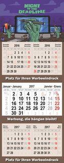 5-month Calendar